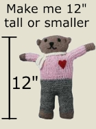 Bear size requirement