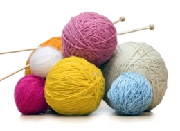 Yarn and Needle Donations